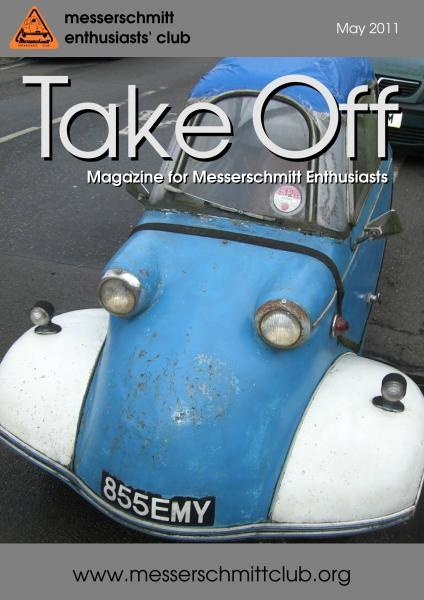 Take Off, May 2011