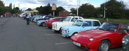 Classic Cars at Toddington